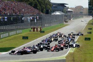 Konačno, startuje Formula 1!