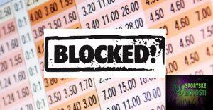 Blokirane kvote – Mečevi na kojima su neke kladionice zabranile uplate 23.04.2021.